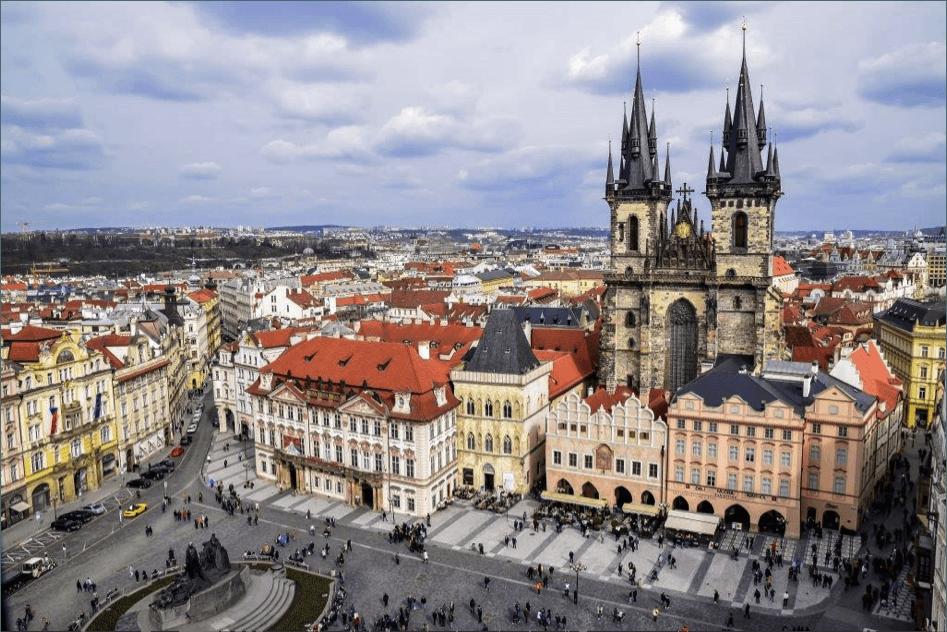 KENNISDELING: ROTTERDAM DEELT MET Tsjechische gemeenten