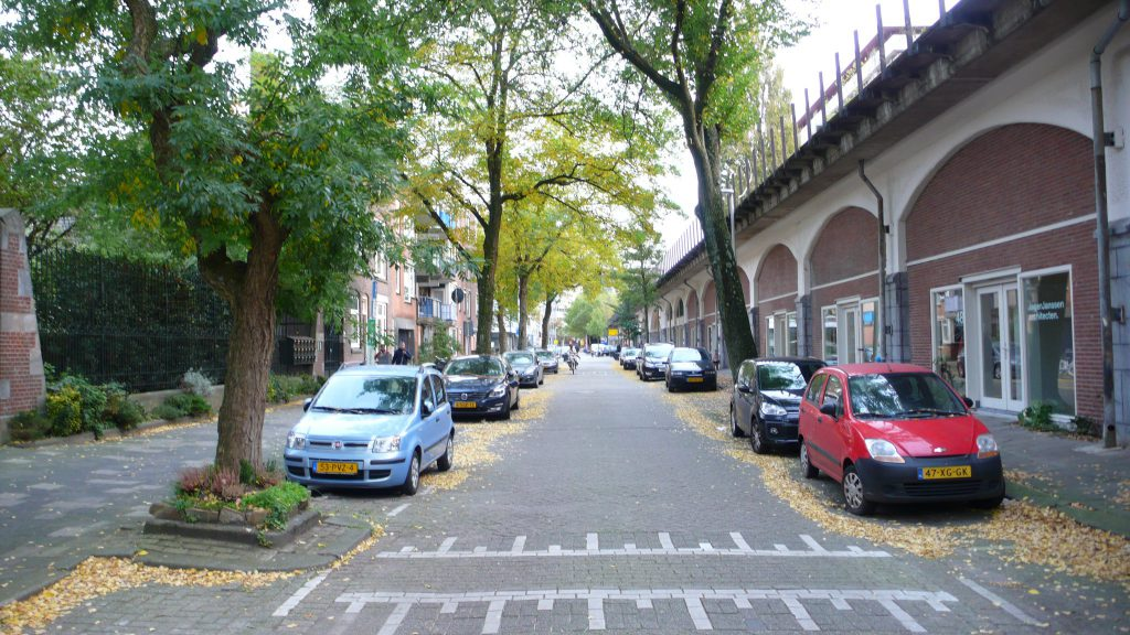ZOHO: Gescheiden hemelwatersysteem voor Vijverhofstraat