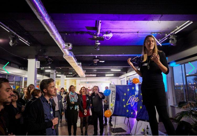 ZOHO: Netwerken met Water Sensitive Rotterdam