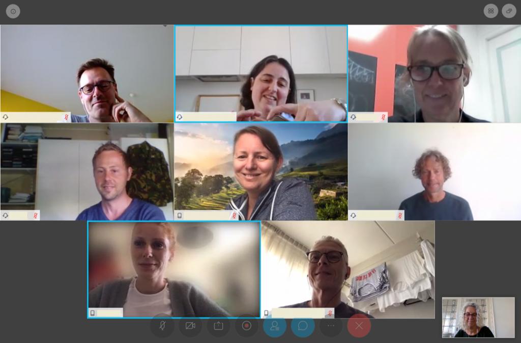 MONITOREN: online bijeenkomst met NEEMO/LIFE