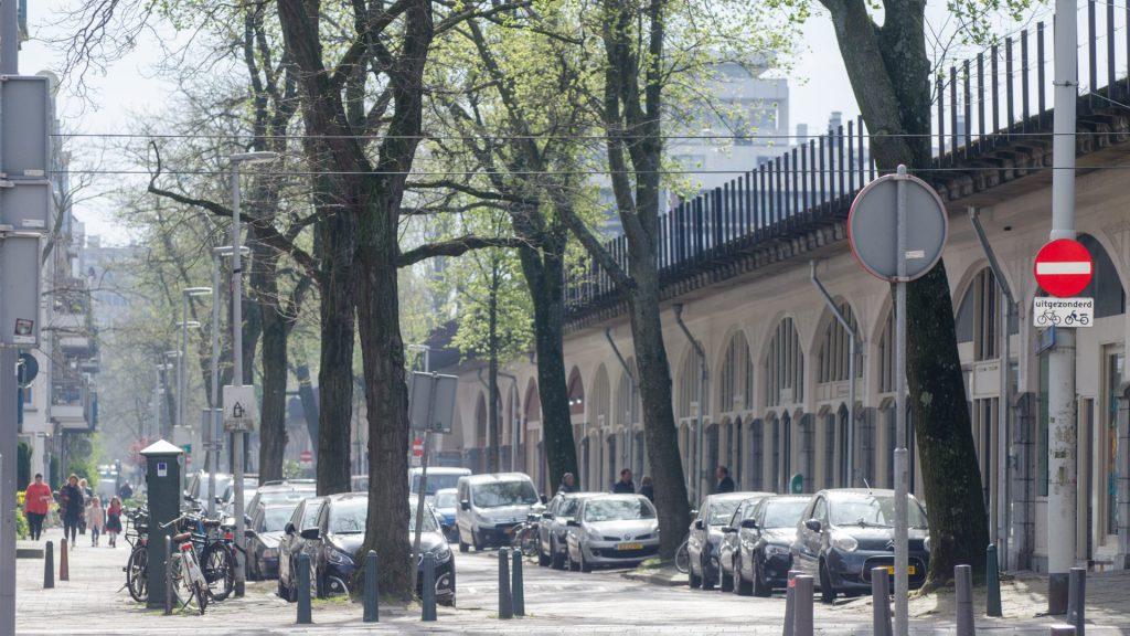 Werkzaamheden riool Vijverhofstraat gestart