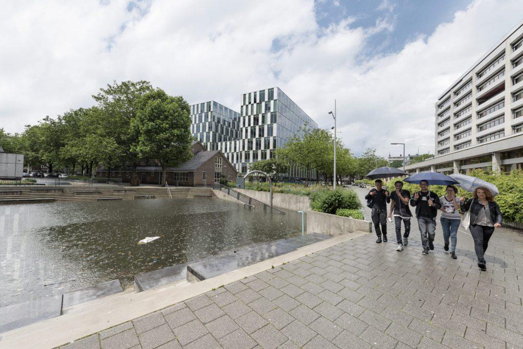 Klimaatadaptatie in rioleringsplan gemeente Rotterdam